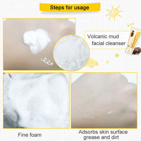 Image of PORE TERMINATOR CLEANSING FOAM - Secret Beauties