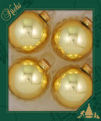 "3-4"" Wholesale Glass Ball Ornaments"