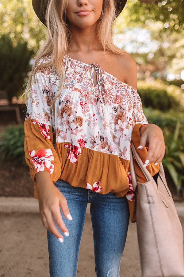 Garden Of Glam Top