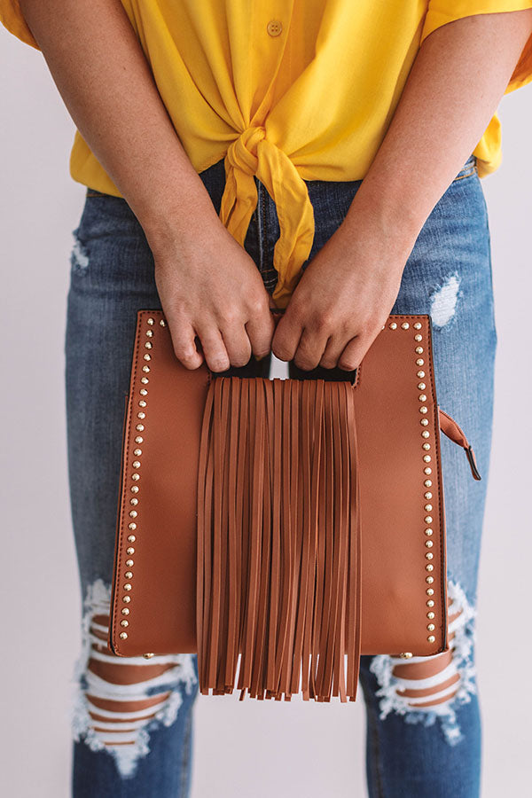 West Coast Road Trip Crossbody in Maple