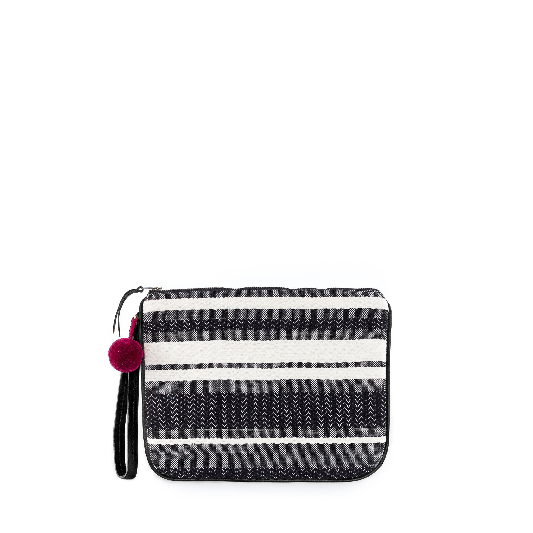 Hand woven Lily Wristlet - Ethical Shopping at Mercado Global