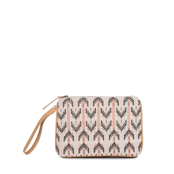 Hand woven Carolina Wristlet Clutch - Ethical Shopping at Mercado Global