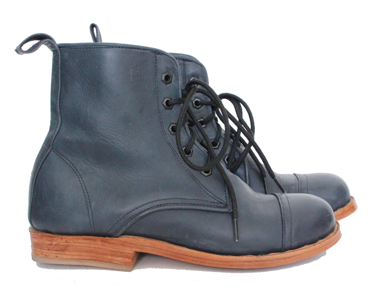 Men's Leather Peace Boot