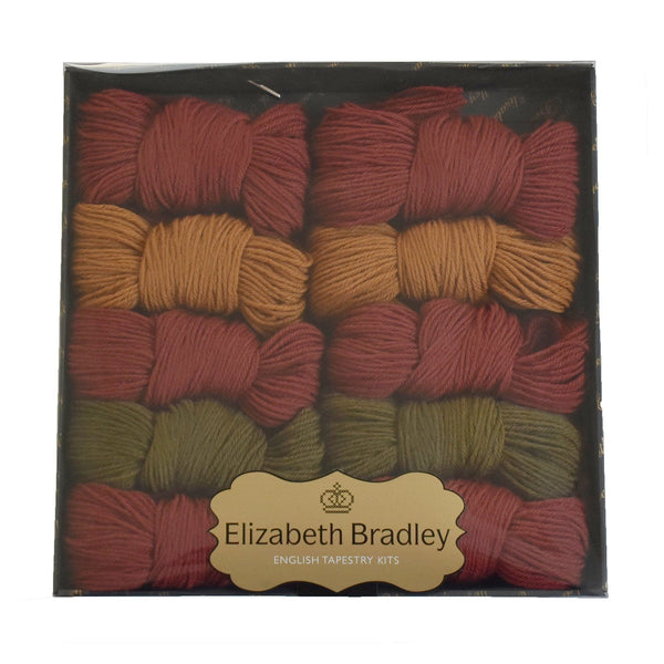 Bell Pull Border Joining Kit Carpet Border Elizabeth Bradley Red