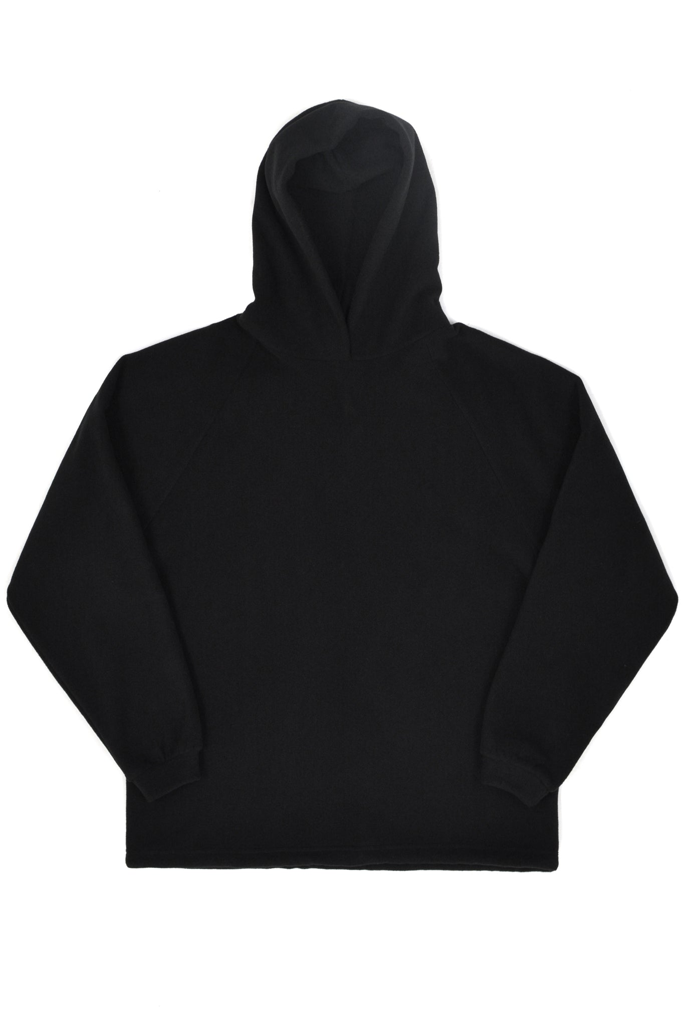 SOOP SOOP Polar Fleece Hoodie, Black