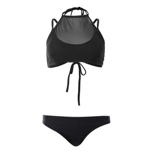 Bikini Set  with Push-up Bra