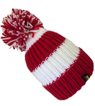 Big Bobble Hats Lincoln City Themed Red & White