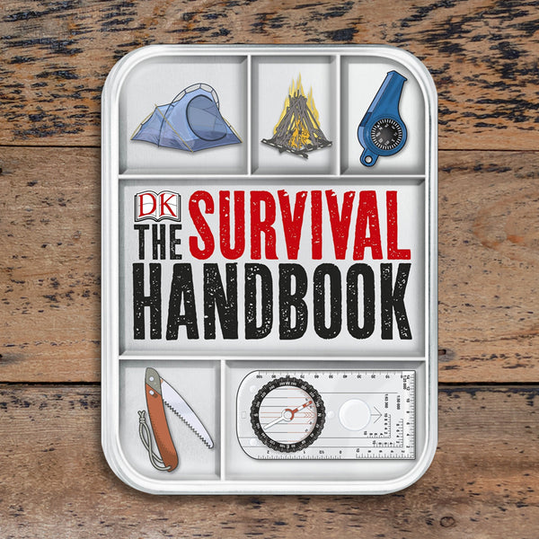 Survival Handbook & Mess Tin