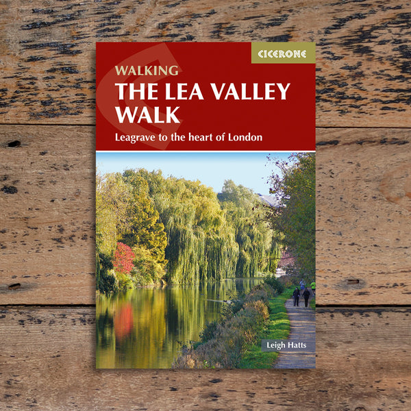 Walking The Lea Valley Walk - Leigh Hatts