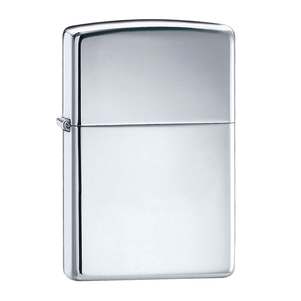 Regular Lighter - High Polish Chrome