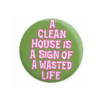 A Clean House Button