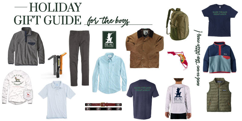 2018 Holiday Gift Guide for Boys