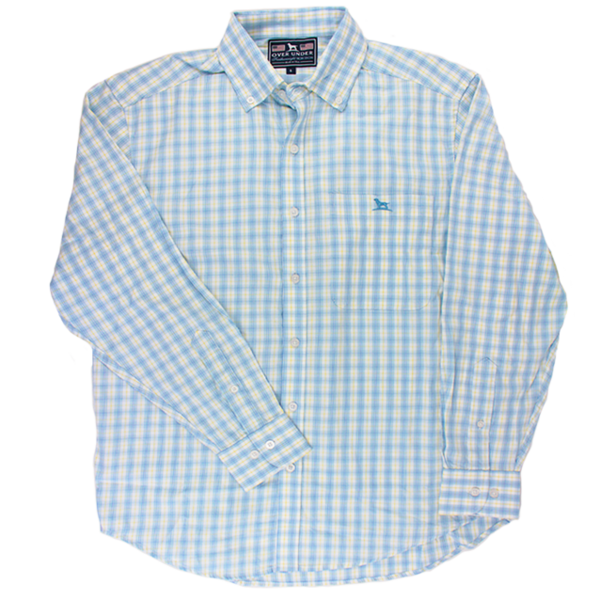 Featherweight Button Down