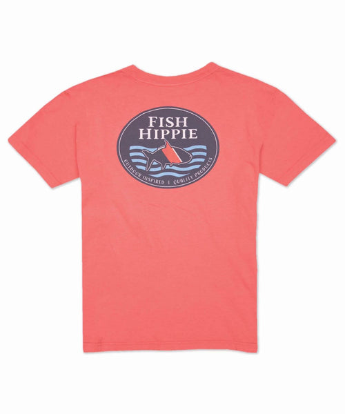 Youth Tarpon Wave T-Shirt