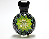 Kimmo Flower Implosion Pendant