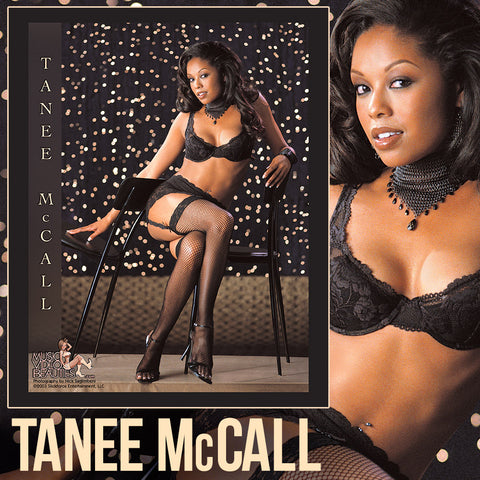 Tanee McCall Short - Music Video Beauties RARE 8x10 Glossy: Cabaret<br/>*Signed Option Available