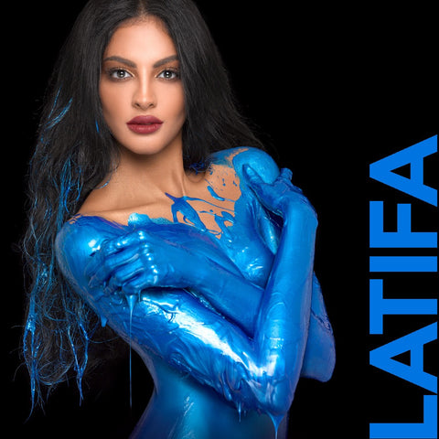 L A T I F A <br/>Latifa by Saglimbeni <br/>Gallery Portraits & Metal Prints