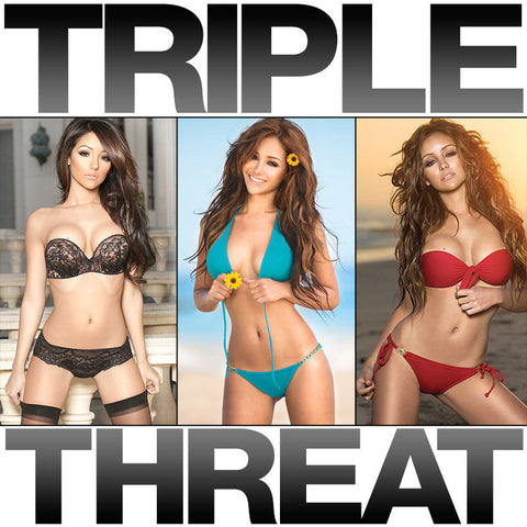 Melanie Iglesias Triple Threat 3-Pack