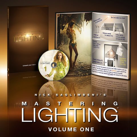 Nick Saglimbeni's Mastering Lighting™ Volume One