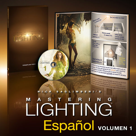 Mastering Lighting Vol 1: <br>Spanish/Español