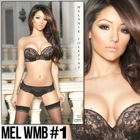"Melanie Iglesias 24""x36"" WMB Wall Poster * Signed Poster Available!"