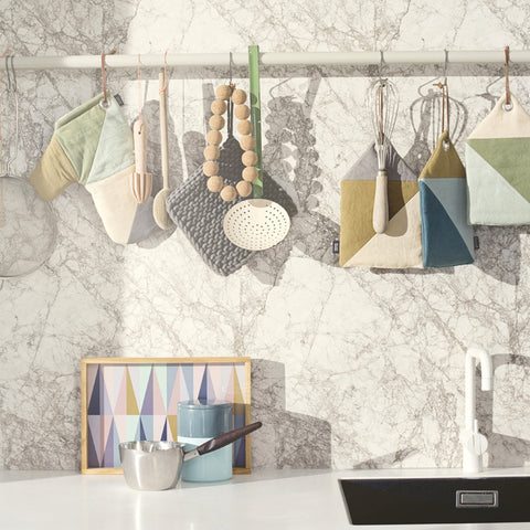 Marble Wallpaper design by Ferm Living