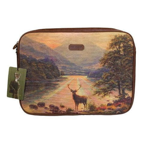 Stag Laptop Sleeve by Wild & Wolf