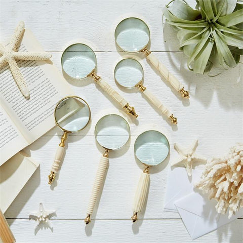 Natura Magnifiers in Various Designs design by Twos Company