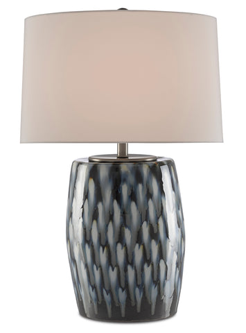 Milner Table Lamp in Various Colors by Currey & Company