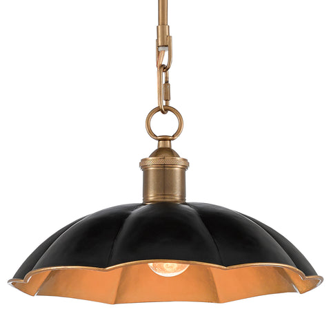 Elias Pendant by Currey & Company