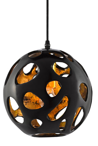 Pursley Pendant by Currey & Company
