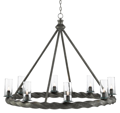Orson Chandelier by Currey & Company