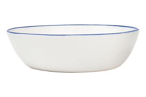 Set of 4 Abbesses Pasta Bowls in Various Colors by Canvas