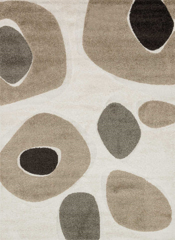 Enchant Rug in Ivory & Multi design by Loloi