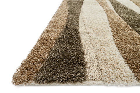 Enchant Rug in Neutral design by Loloi