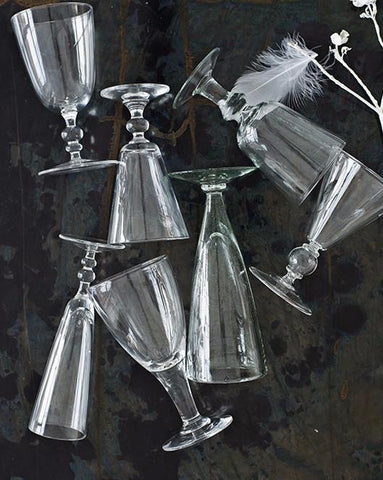 Set of 4 Camden Champagne Flutes design by Canvas
