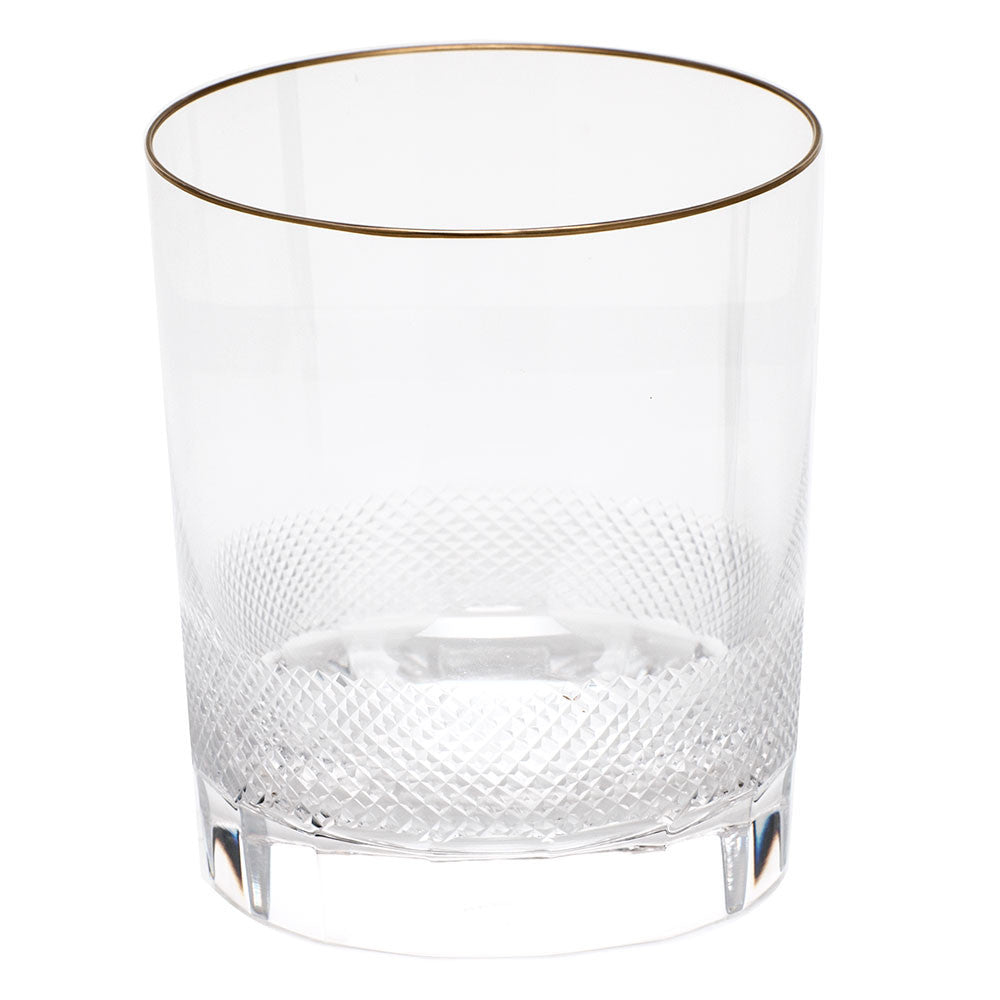 Royal Double Old Fashioned Glass design by Moser