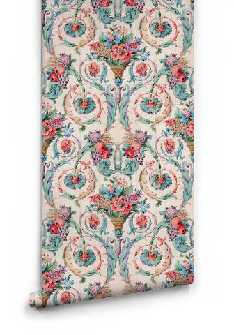 Serendipity Wallpaper from the Erstwhile Collection by Milton & King