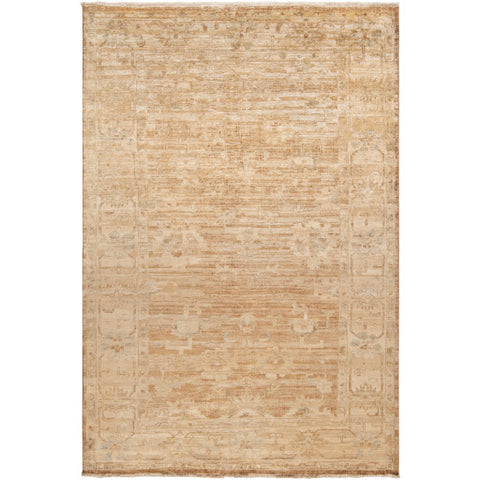 Hillcrest Rug in Beige & Taupe design by Surya