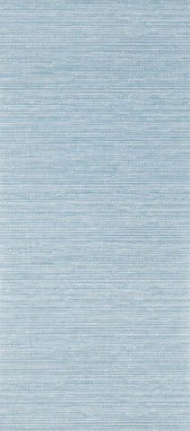 Esparto Wallpaper in blue from the Deya Collection by Matthew Williamson