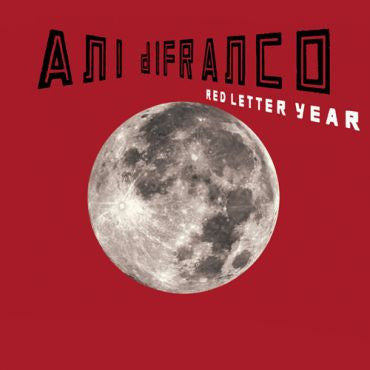 Ani DiFranco-Red Letter Year