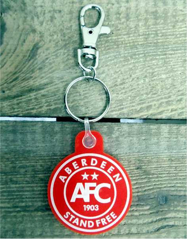 Aberdeen Stand Free Keyring