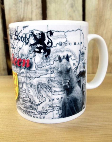 Kingdom Of The Scots MUG
