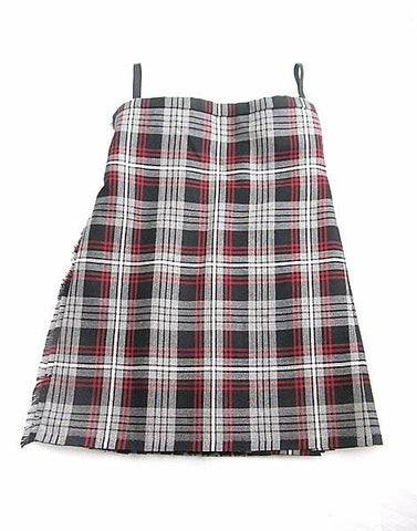 Pure Wool Kilt - Auld Lang Syne Tartan - Made in Scotland (Ex-Hire)