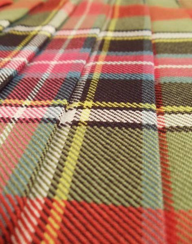 Ladies Casual Kilt - Bruce of Kinnaird