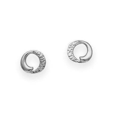 Oslo Silver Earrings