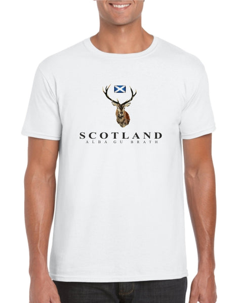 Scotland Stag T-Shirt