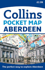 Aberdeen Pocket Map