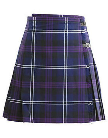 Ladies Casual Kilt - Heritage of Scotland
