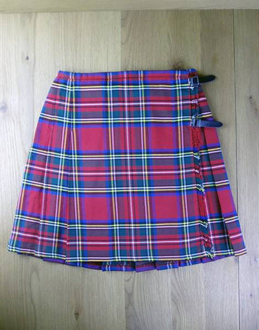 Ladies Casual Kilt - Royal Stewart